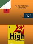 The High Performance Entrepreneur3149