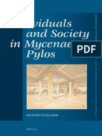 Individuals and Society in Mycenaean Pylos