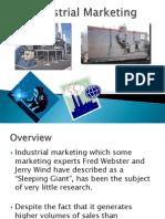 Industrial Markeing MMS- Sem- I