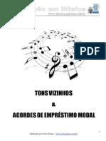 TONS VIZINHOS & ACORDES DE EMPRÉSTIMO MODAL