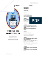 codigodeconvivenciadayuma 2012