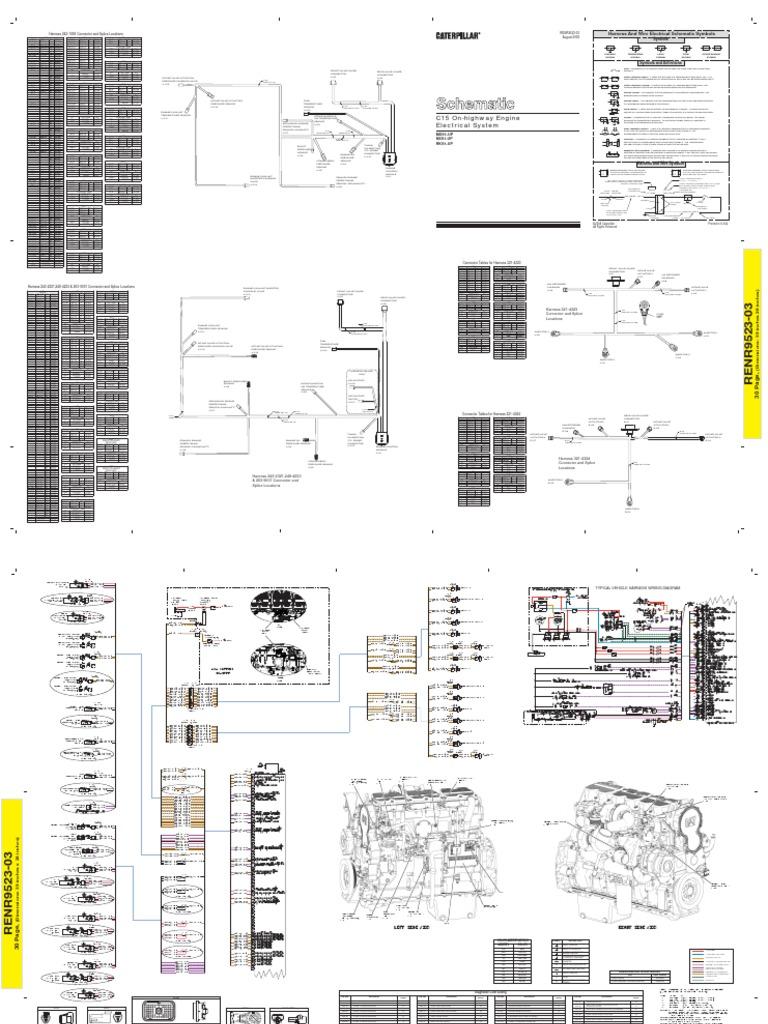 diagrama c15. Black Bedroom Furniture Sets. Home Design Ideas