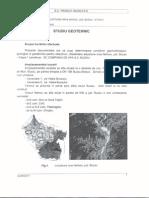 Studiu Geotehnic Zona Supratraversari Rau