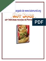Recetas de Perro Calientes Www.tutomundi.org