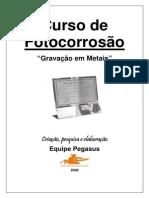 PDF - Curso de Fotocorrosão - atualizado