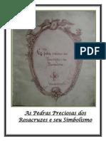 Livro Pedras Preciosas Rosa