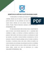 ARTIGOS; BENEFÍCIOS DO MÉTODO PILATES NA REABILITAÇÃO