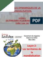 Les Territoires de La Mondialisation 2013