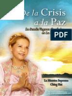 De La Crisis a La Paz