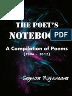 The Poet's Notebook (2013)