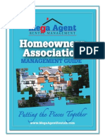 Home Owners Association Management Guide