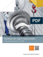 Industrial Steam Turbines Sp