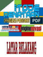 Metode Penataan Organisasi Perangkat Daerah (Haris Faozan 2013)