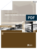 RFP for a Building Project