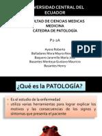 Primera Exposicion de Patologia