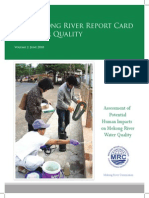 Water Quality Report Card 2010