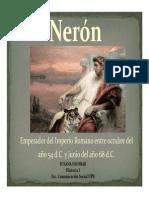 Unidad 6 Nerón  y el gran incendio de Roma - Susana Escobar