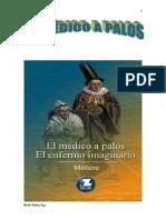 Analisis Literario El Medico a Palos