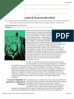 La agonía de la posmodernidad | Opinión | EL PAÍS