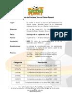 Convocatoria Torneo Porteros Reusch2013
