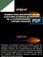 Presentacion Bancaria