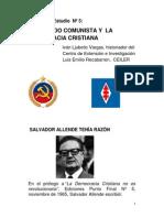 El Partido Comunista y La Democracia Cristiana