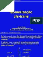 Isomerizacao