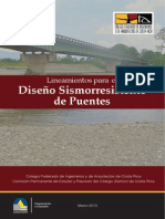 Diseño sismoresistente de puentes