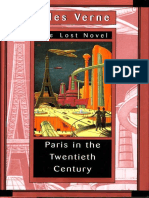 Paris in the Twentieth Century - Jules Verne
