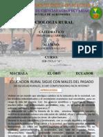 Diapositivas de Sociologia Rural