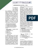 COMPRENSIÓN DE LECTURA.doc 3°