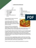 5 Comidas Tipicas Guatemaltecas
