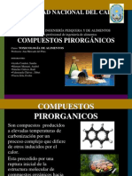COMPUESTOS PIRORGANICOS