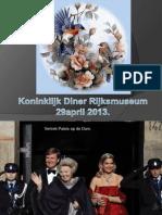 Koninklijk Diner
