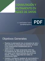 Conmutación y enrutamiento en redes de datos parcial 1