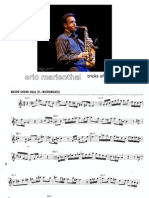 Eric Marienthal book for app