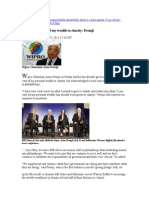 Azim Prem Ji Philanthropy a Pr 13