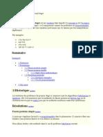 Equations du premier et second degré