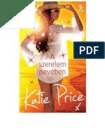 Katie Price - A szerelem nevében