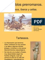 IBEROS CELTAS TARTESOS