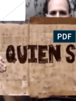 No Soy Quien Soy