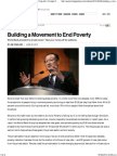 Building a Movement to End Poverty - By Jim Yong Kim _ Foreign Policy