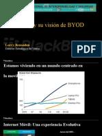 Byod Vision Blackberry
