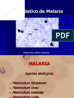 Zapata 2008 Diagnóstico de Malaria HUV