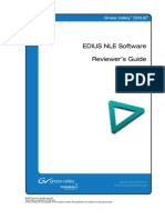 EDIUS 4.5 Reviewers Guide%5B1%5D
