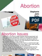 abortion group presentation fall 2013