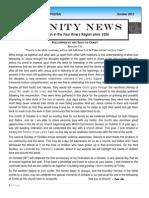 2013 -October Trinity News