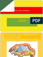 Hora de Aventura (Jake)