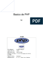 Basico de PHP