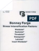 Bonney Forge SIFs VariousFittings